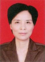 图为 信阳市残联党组书记、理事长 吴蕾