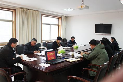 濟源市殘聯組織學習 《河南省志愿者服務條例》