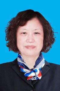 图为:杨广欣理事长