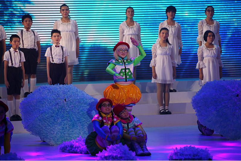 第八届全国残疾人艺术汇演优秀节目展演