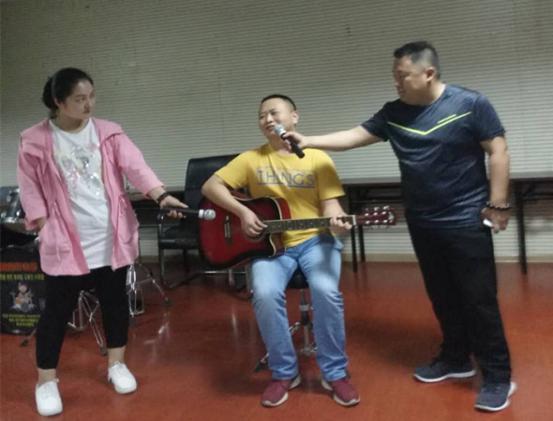 濮阳市开展残疾人艺术人才选拔