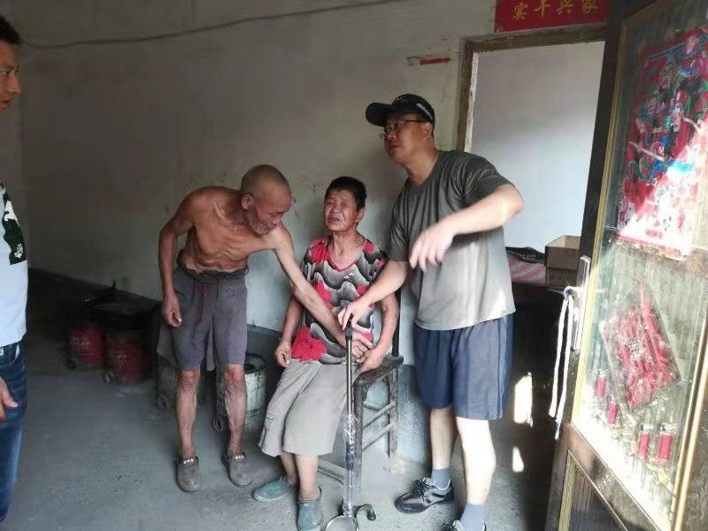 汝州市残联遍访因残致贫占比高的村