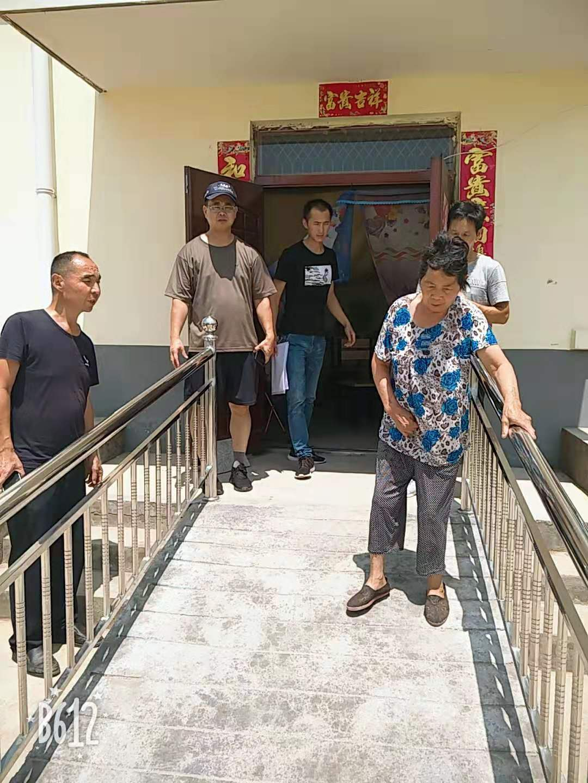 汝州市残联持续开展贫困残疾人遍访工作