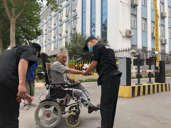 """新乡市残联""""免费安装假肢""""  让肢体残疾人重新""""站起来"""""""