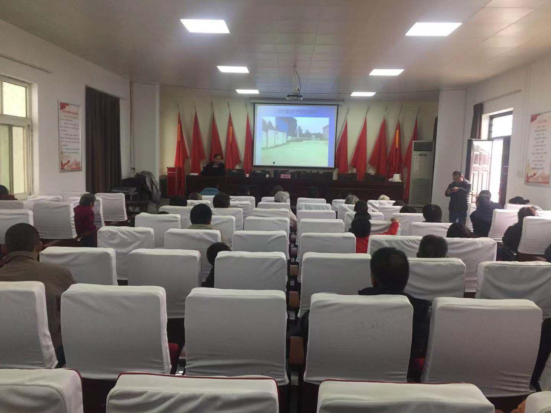 禹王台区第二期贫困农村残疾人实用技术培训开班