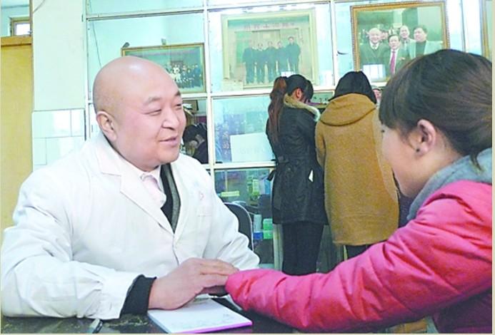 悬壶济世写人生 —— 记市肢残人协会主席、武陟县乡村医生贾小双