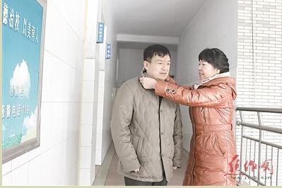 """嫁给盲人""""励志哥"""" 爱情生活甜蜜蜜"""